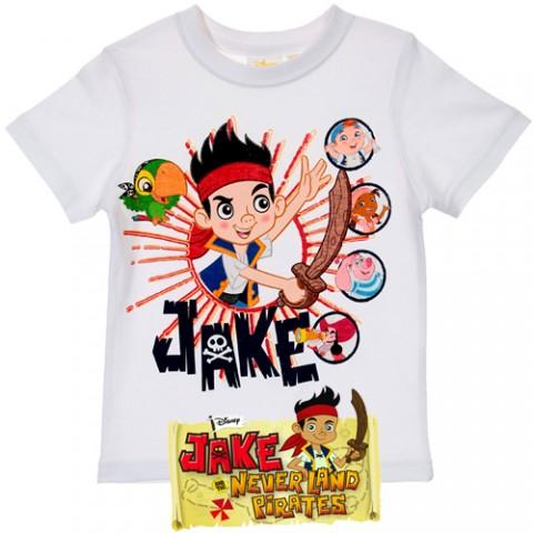 Детска тениска Jake and the Never Land Pirates