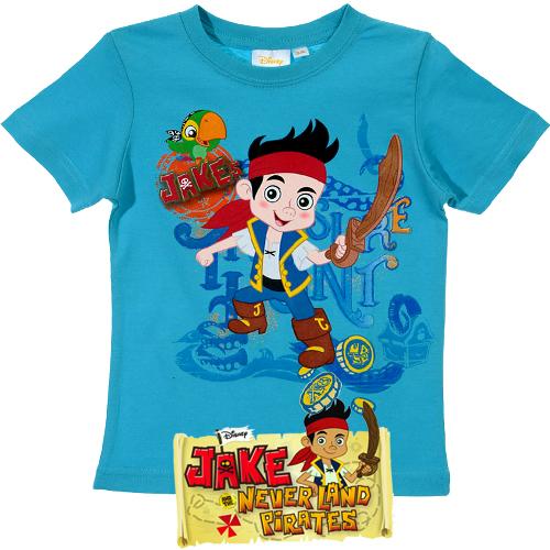 Детска тениска Джейк и Пиратите от Невърленд