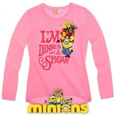 Детска блуза с Миньоните