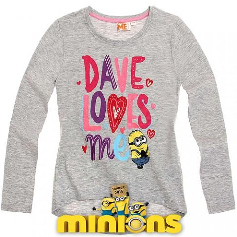 Детска блуза Minnions