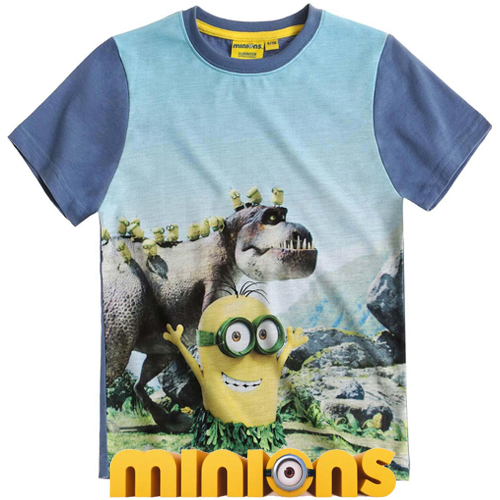 Детска тениска Миньоните