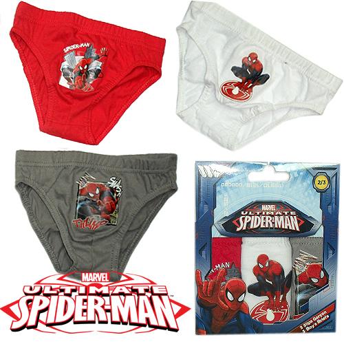 Детски слипчета Spiderman