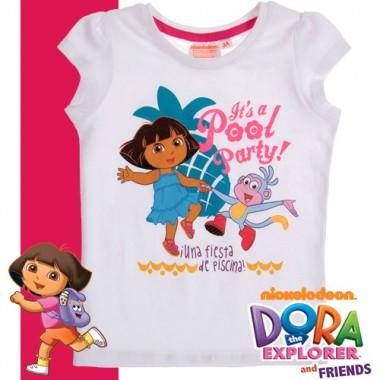 Детска тениска Dora the Explorer