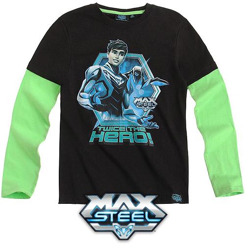 Детска блуза с Max Steel
