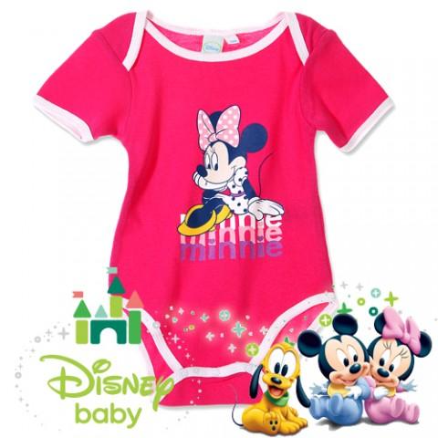 Бебешко боди Disney Minnie Mouse