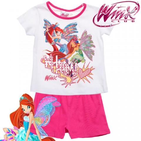 Детска пижама Winx Club